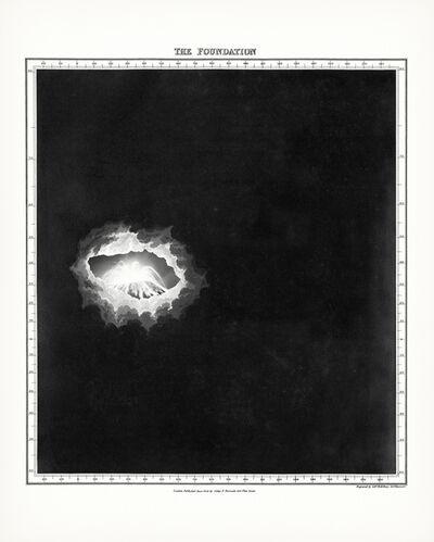 "Elena Damiani, 'The Foundation (Geologic Lights N.2) (From the series ""Geologic Lights"")', 2015"