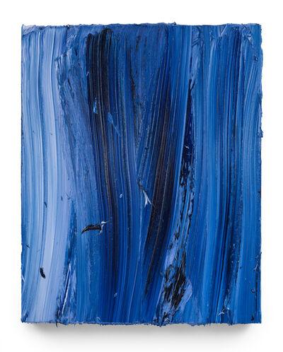 Jason Martin, 'Untitled (Cobalt blue deep / Indigo)', 2020