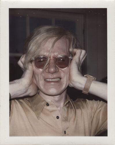 Andy Warhol, 'Self-Portrait', ca. 1971