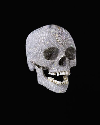 Damien Hirst, 'For the love of God, Shine', 2007