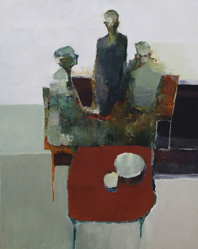 Danny McCaw, 'Red Table II', 2016