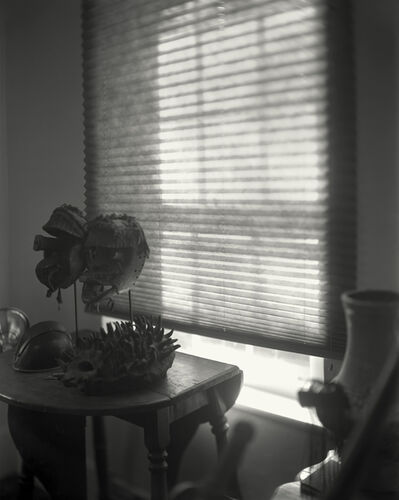 Sally Mann, 'Remembered Light, Untitled (Window with Helmets)', 2012