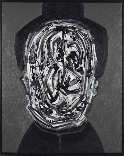 Antonio Saura, 'DON', 1989