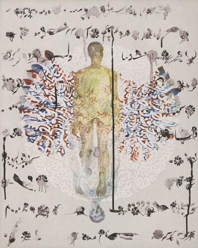 Shahzia Sikander, 'Mirror Plane', 2012