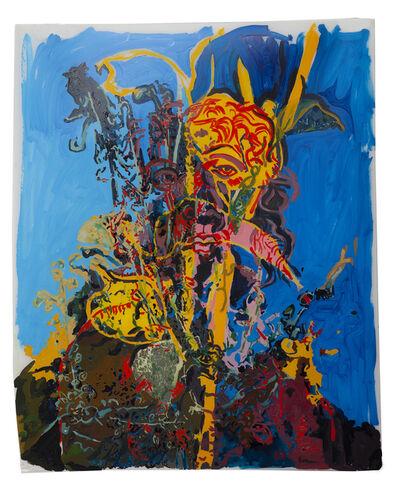Daniel Heyman, 'In the Milkweeds', 2020