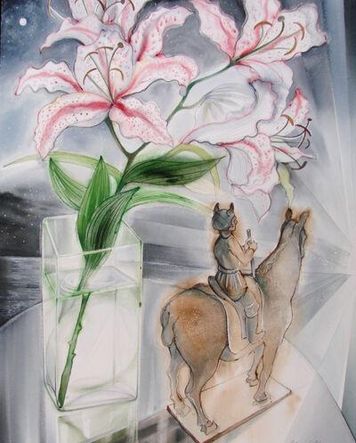 David Blackwood, ' Lilium speciosum', 2007