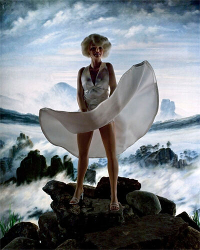 Diana Thorneycroft, 'Winter Above a Sea of Ice (Marilyn)'