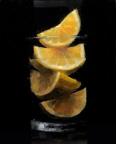 Tom Giesler, 'Floral 44: meyer lemon', 2021