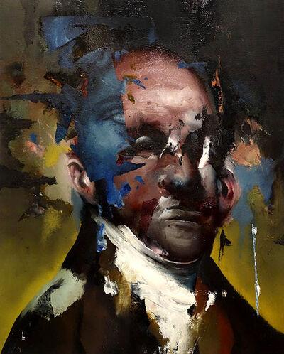Florian Eymann, 'Portrait 5', 2018