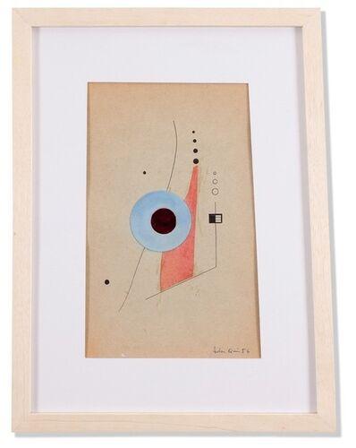 Carmelo Arden Quin, 'Collage sin título', 1956