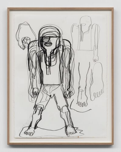 Thomas Houseago, 'Untitled', 2010