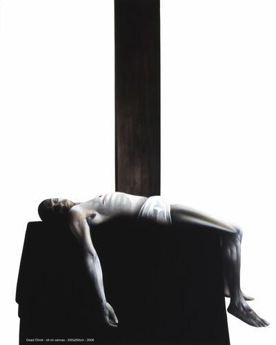 Miloš Todorović, 'Dead Christ', 2006