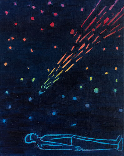 Tom Hammick, 'Nightfire', 2020