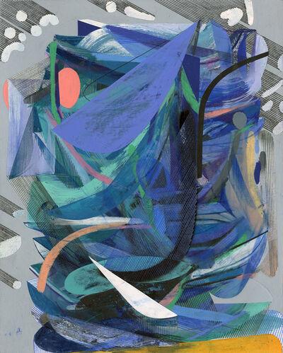 Andrew Holmquist, 'Head: 3', 2019