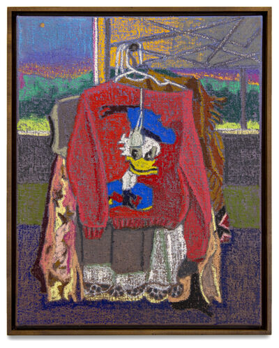 JJ Manford, 'The Donald Duck Sweater at the Outdoor Flea Market', 2020