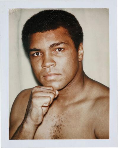 Andy Warhol, 'Muhammad Ali', 1977