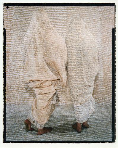 Lalla Essaydi, 'Converging Territories #3', 2003