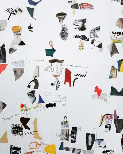 John McLaughlin (b.1954), 'Fragments', 2018