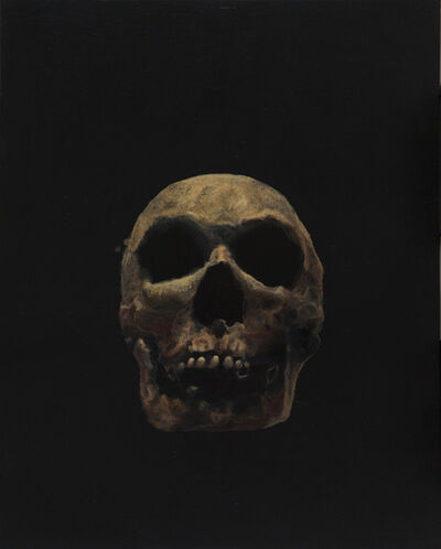 Guo Hongwei 郭鸿蔚, 'The Dark Side- Skull #1', 2010
