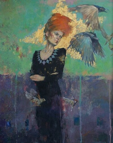 Michael Hyam, 'Four Watchers West'