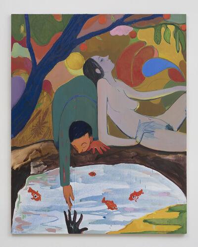 Sanya Kantarovsky, 'Wet Hands', 2015