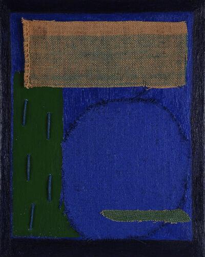 Enrica Zuffada, 'Blu silenzio - Blue silence', 2012