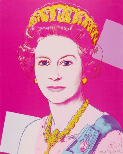 Andy Warhol, 'Queen Elizabeth II Royal Edition II.336', 1985