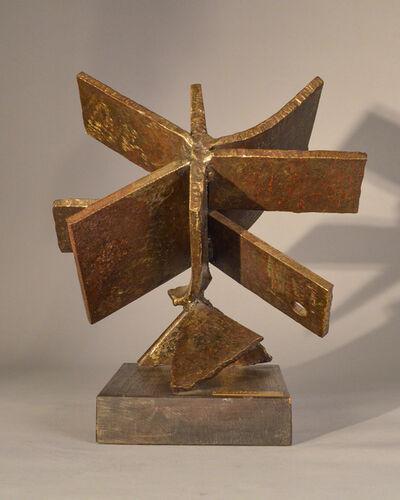 Benedict Michael Tatti, 'Geometric Fan Shape', 1969