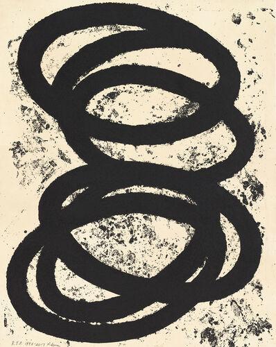 Richard Serra, 'Finally Finished I', 2017