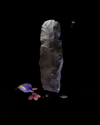 Agnieszka Polska, 'Stone Knife', 2016