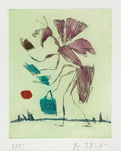 Quentin Blake, 'Insects II', 2012
