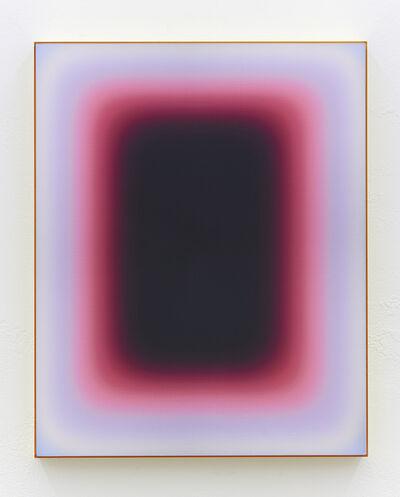 Jonny Niesche, 'Atoms Encode (Scarlet Hologram)', 2020