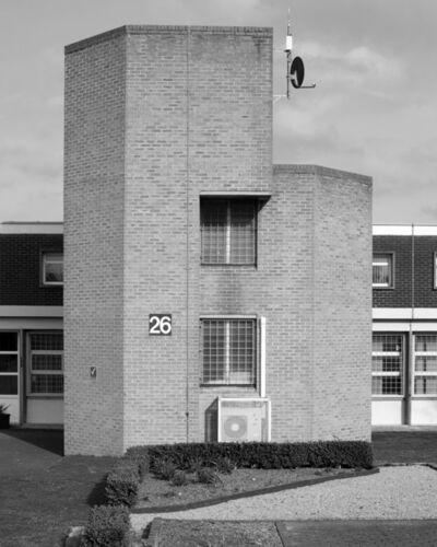 Edmund Clark, 'My Shadow's Reflection - Architecture 9', 2017