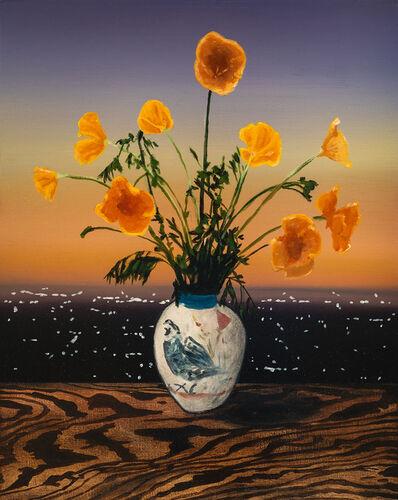 Laurence Jones, 'California Poppies', 2019