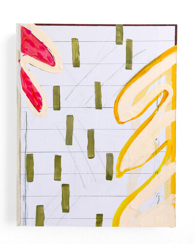 Jessica Simorte, 'Untitled (Bossy Color)', 2016