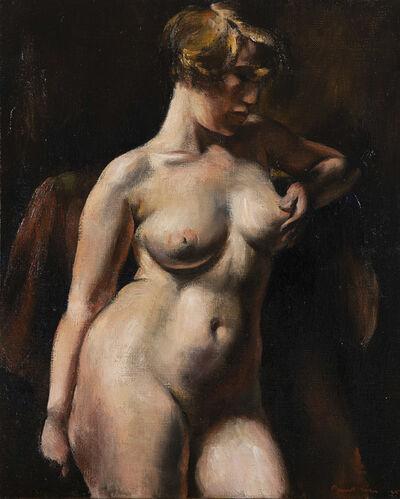 Jean Fautrier, 'Nu féminim', 1925