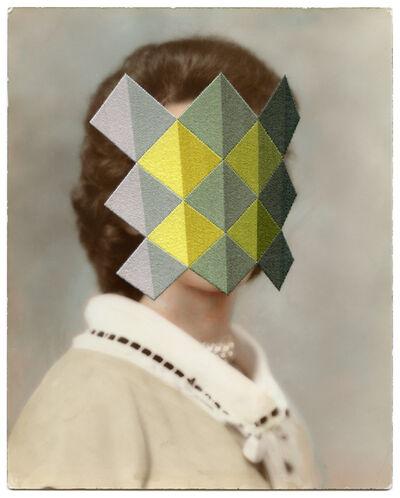 Julie Cockburn, 'The Chartreuse Chatelaine', 2015