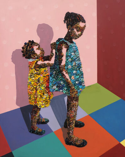 Marcellina Akpojotor, 'A Beautiful Day', 2019