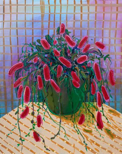 Ally White, 'Chenille Plant', 2015