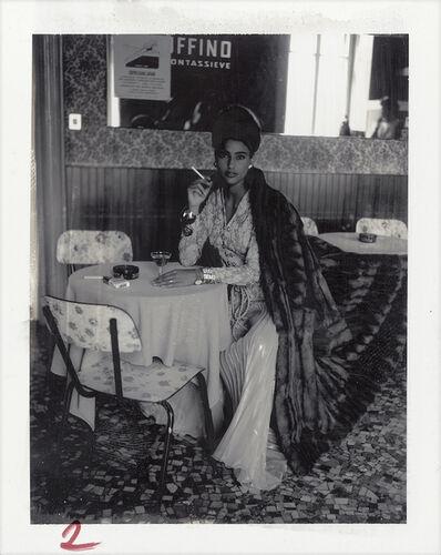 Bruno Bisang, 'BRENDA SCHAD for Vogue Pelliccie, Como', 1989
