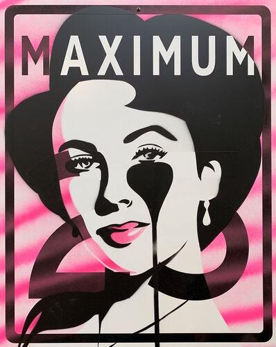 Pure Evil, 'Liz Maximum 25', 2019