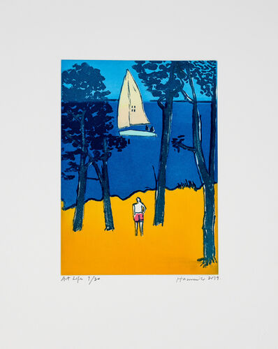Tom Hammick, 'Day and Night', 2019