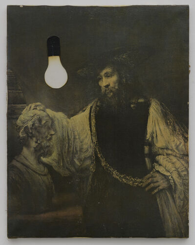 Brenna Youngblood, 'Rembrandt: THE LIGHT', 2012