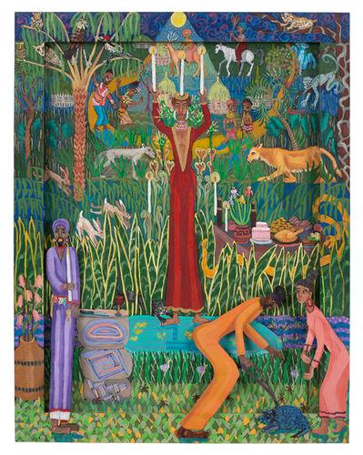 Maria Alquilar, 'Vodou Ritual Part III: The Celebration', 1999
