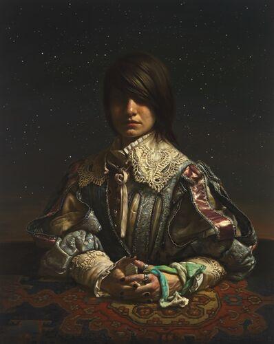 Stephen Appleby-Barr, 'Portrait of J. at Council', 2014