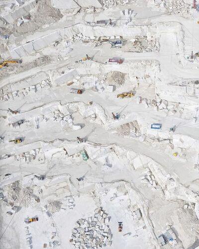David Burdeny, 'Cava Bianco VII, Carrara, IT', 2018