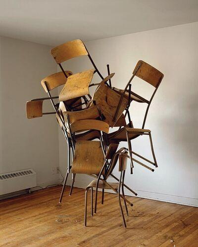 James Nizam, 'Entanglement of Chairs', 2010
