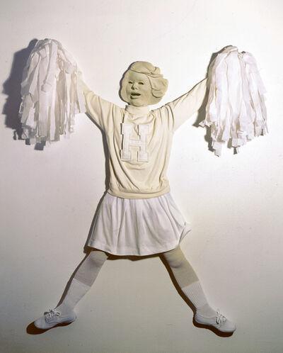 Jann Haworth, 'PomPom Girl', 2006-2007