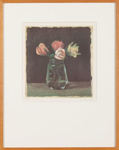 Robert Kulicke, '[Floral Still Life] ', 1969