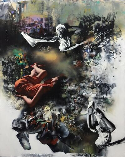 Zhong Biao, 'The Butterfly Dream', 2015